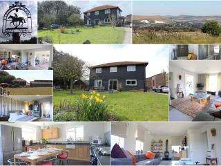 Lewes Countryretreat,4 bedrooms slps 10, parking,