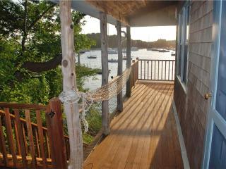 Pristine Boathouse on Quissett Harbor