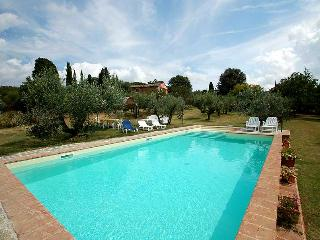 House with private pool near Siena and Arezzo, Rigomagno