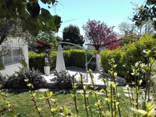 Villa nuova con giardino e vista mare, Sirolo