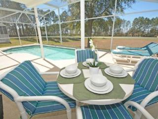 Florida Pines 4 Bedroom Pool Home with Conservation View. 141TMP, Kissimmee