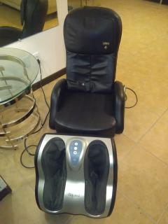 i joy massage chair & i squeeze massage chair