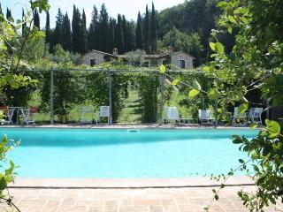 Casa Todi con piscina per 6 persone