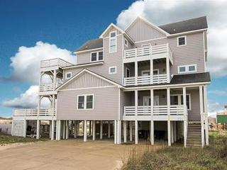 Rodanthe Paradise-8 BR Luxury Oceanfront Estate