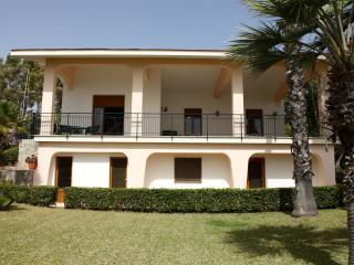 Villa with beautiful garden