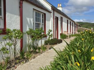 Shore Cottage, the private beach, hideaway retreat on the West Coast of Scotland