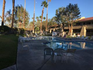 Palm Springs Seasonal Gated Rental Condo
