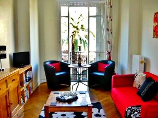 Affordable, charming, central 1Bed close to beach, Nice