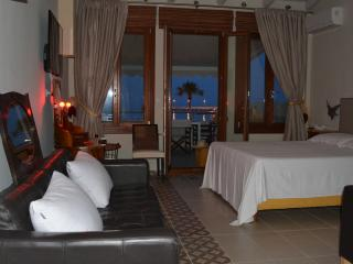 Superior Double Room with Sea View, Rethymnon