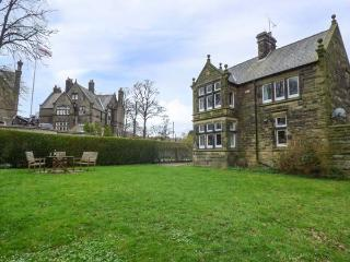 WHITWORTH LODGE, woodburning stoves, Grade II listed, access to park grounds