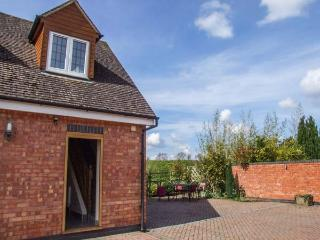 GREENWAYS APARTMENT, first floor apartment, parking, patio, in Stratford-upon-Avon, Ref 936531