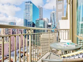 Nest-Apartments Melbourne CBD Huge Luxury CityView