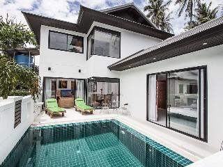 3-Bed Pool VIlla 1km to Idyllic Ban Tai Beach #11, Mae Nam