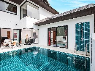 Pool Villa, 3 Bedrooms, 1km to Ban Tai Beach