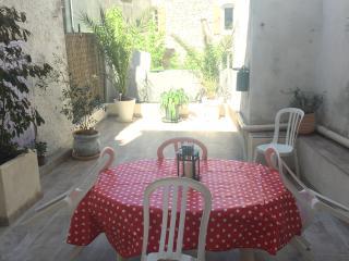 Jasmin Cœur d'Anduze avec terrasse