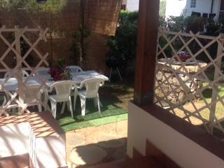 Villino Lory con giardino sul mare di Sperlonga