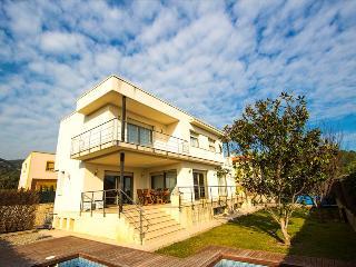 Villa Alcover in Costa Dorada, a short drive from the beach!, Tarragona