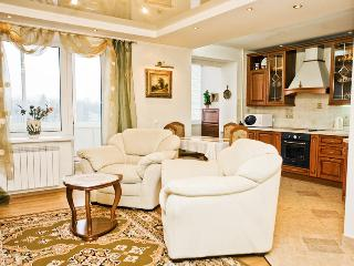 Three-bedroom apartment Business-Class, Minsk