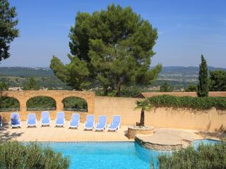 Pousterle Provence, duplex 3 bedrooms, Sabran