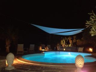 Le Pigne Villa vista mare piscina privata prato