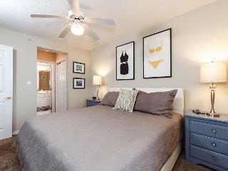 Welcome to the master bedroom!