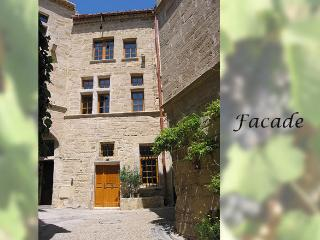 Beautifully Restored 16th Century House in Village, Nezignan l'Eveque