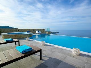 Sky & Sea are Merging at Blue Key Villa