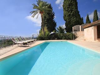 6212 - Ground floor of villa with private pool, Grasse