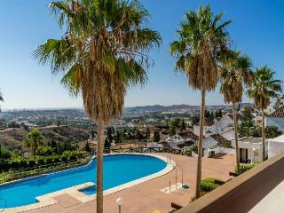 Relaxing one bedroom duplex apartment., Mijas