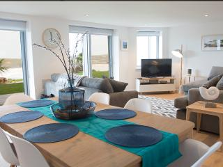 1, Crantock Bay Apartments, West Pentire, Cornwall