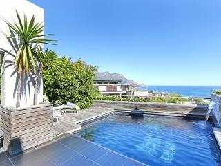 Villa Aqua 4 Bed Camps Bay Seaview villa with pool