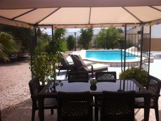 The  garden suite ,real  Spain,your own garden and pool, the ultimate holiday