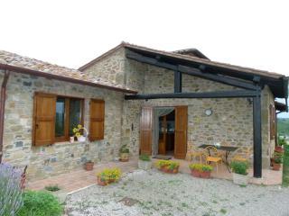 Poparello in  Paciano, Umbria