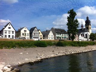 Ferienwohnung Nr. 1 - 'Deutsches Eck'