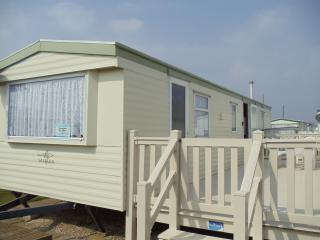 8 berth caravan sited Kingfisher Ingoldmells