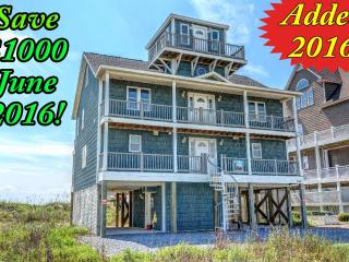 Hampton Colony 604 | First year rental | Pool Access | Direct Oceanfront. Discounts Available- See Description, North Topsail Beach