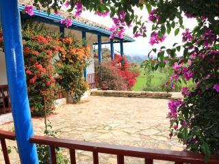 Finca Hotel La Casona De Suanoga - Pesca- Boyaca - Colombia