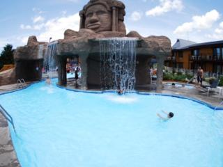 Sanctuary Lodge aka The Polynesian FREE WATERPARK!, Wisconsin Dells