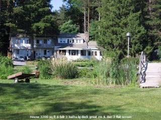 Lake Ontario Lg Waterfront Home Near Salmon River, Sandy Creek