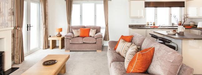 2 Bedroom Luxury Lodge at Norfolk Park