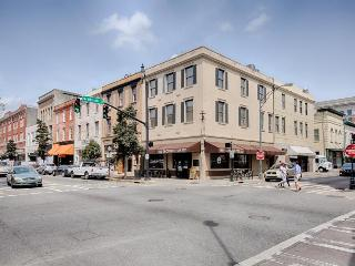 Downtown living with great dining, shopping & sightseeing - dogs welcome!, Savannah