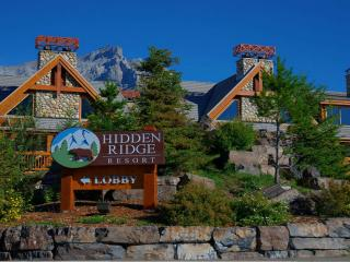 [MTD] - Banff Hidden Ridge Resort - 2 Bedroom, Banff National Park