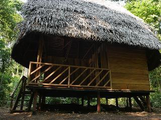 Cabaña Familiar en la selva peruana