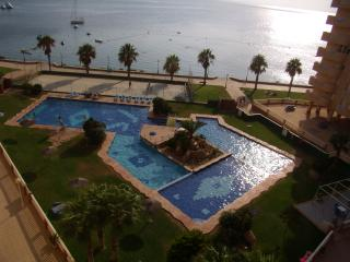 Fantastic views of two seas, La Manga del Mar Menor