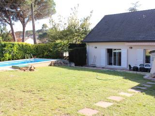 Casa con piscina privada en la Costa Brava