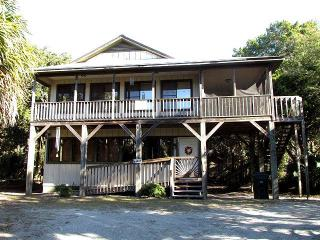 3327 Palmetto Blvd - 'Jordan House', Isola Edisto
