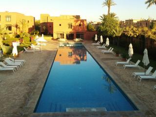 Beautiful apartment with swimming pool, Marrakech