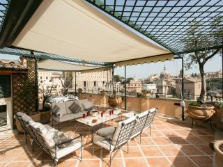 Spectacular Forum Terrace appartamento di lusso, Rom