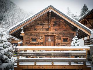 Charming Mazot style chalet in Chamonix