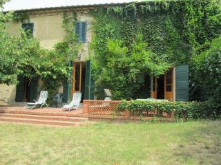 Podere il Cardellino- Appartamento 4 posti letto, Casciana Terme Lari